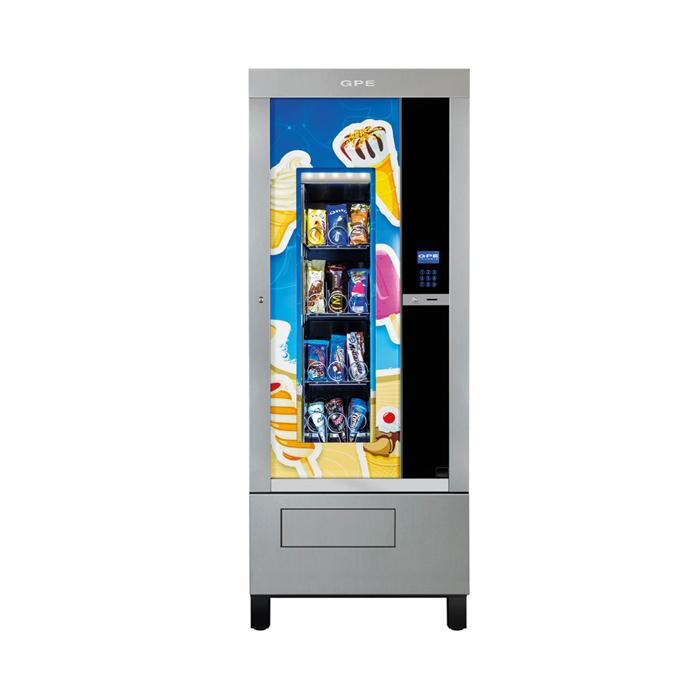 Flavura Eisautomaten
